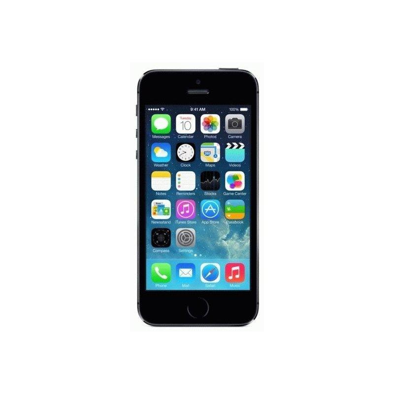 Apple iPhone 5S 64Gb Space Grey (Золото с Черными  Бриллиантами)