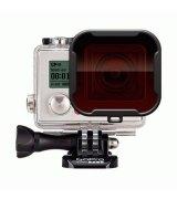 Cветофильтр Polar Pro Hero3+ Red Filter для GoPro (P1001)