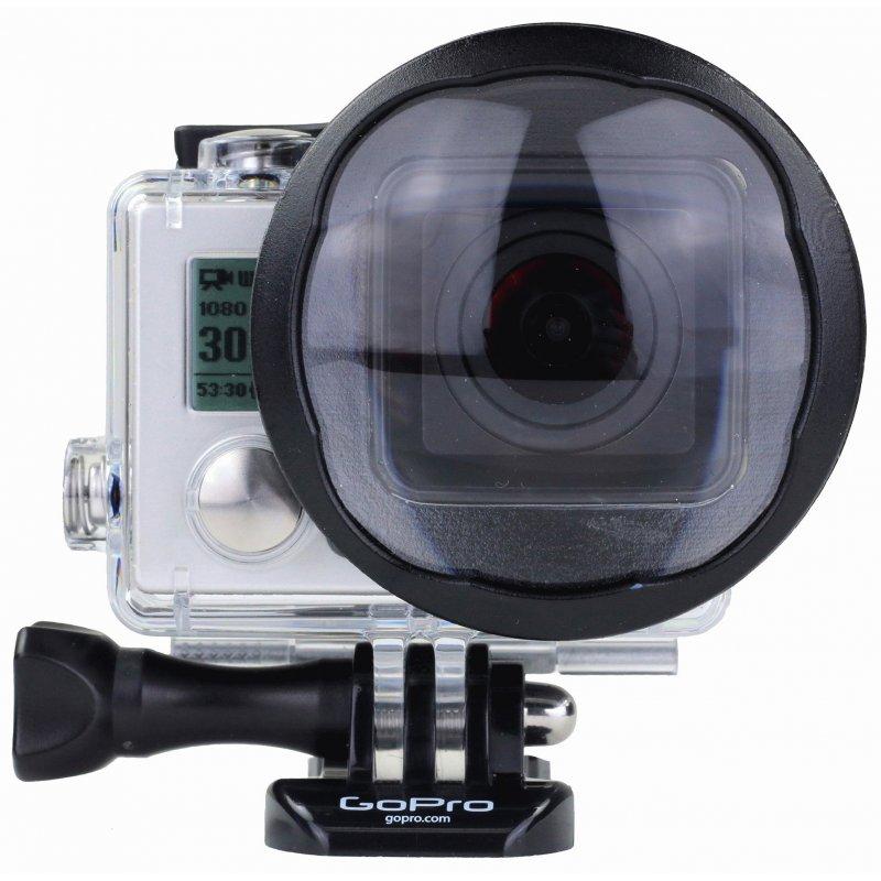 Macro Lens-GoPro Hero3+