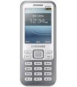 Samsung C3322 Duos White