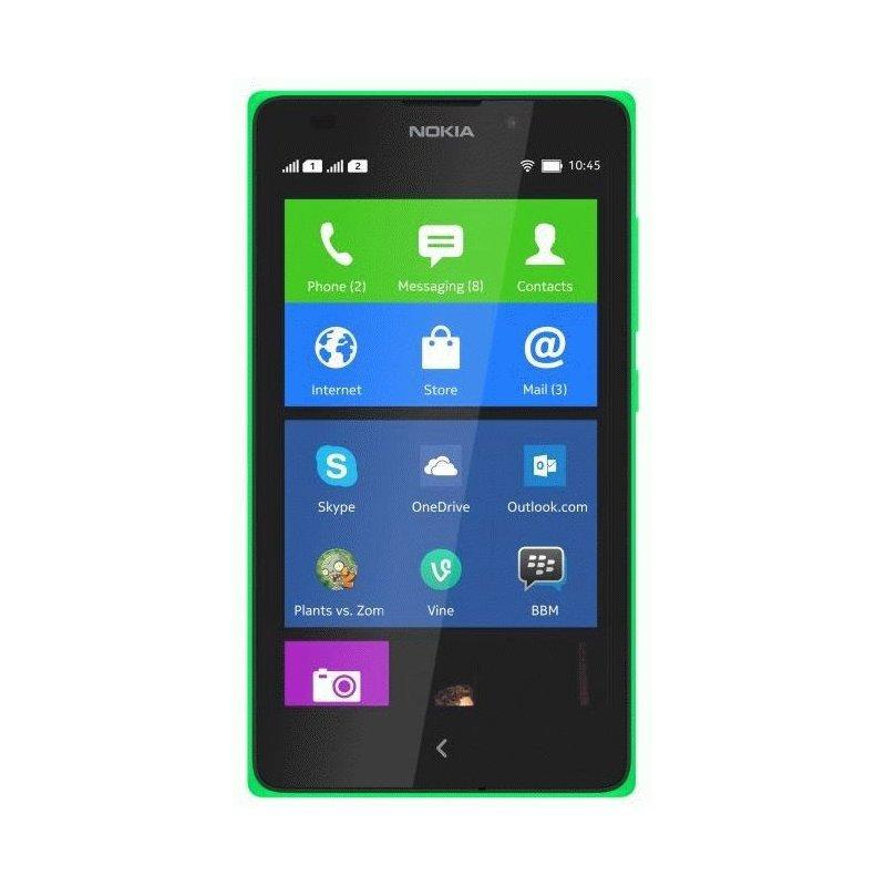 Nokia XL Dual Sim Green