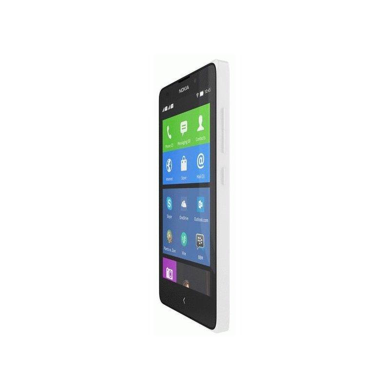 Nokia XL Dual Sim White