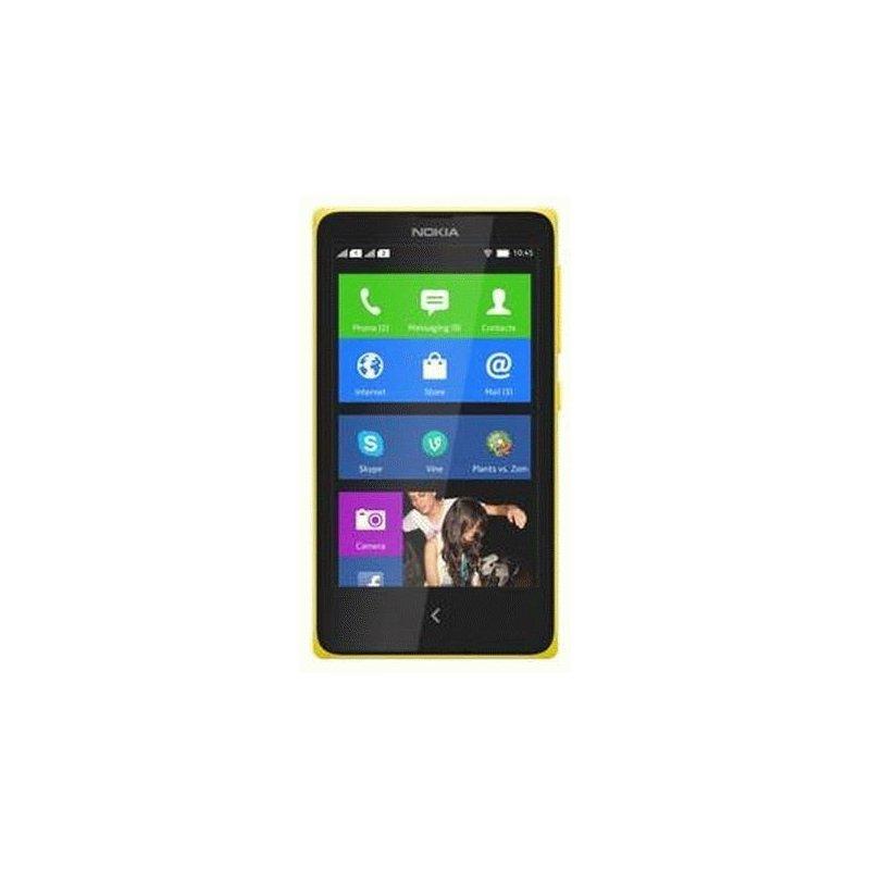 Nokia XL Dual Sim Yellow