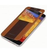 Чехол-крышка Rock Shuttle Series для Galaxy Note 3 Neo Duos N7502 Brown