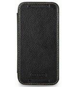 Кожаный чехол Tetded Book для HTC One M8 Black