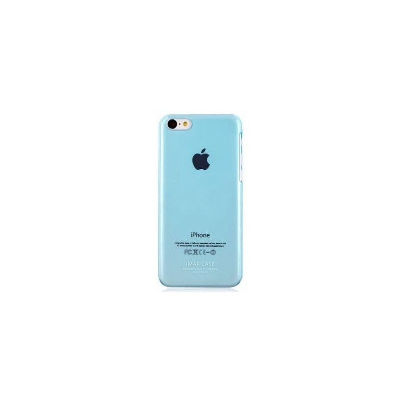 Накладка IMAK Color для Apple iPhone 5C Blue