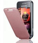 Чехол для Samsung S5230 Star Pink