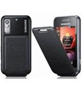 Чехол для Samsung S5230 Star Black