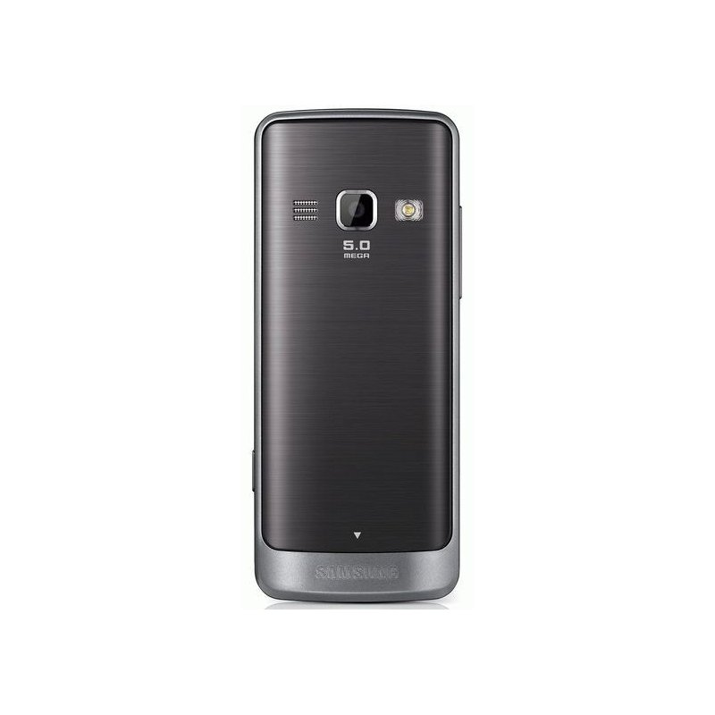 Samsung S5611 Duos Silver