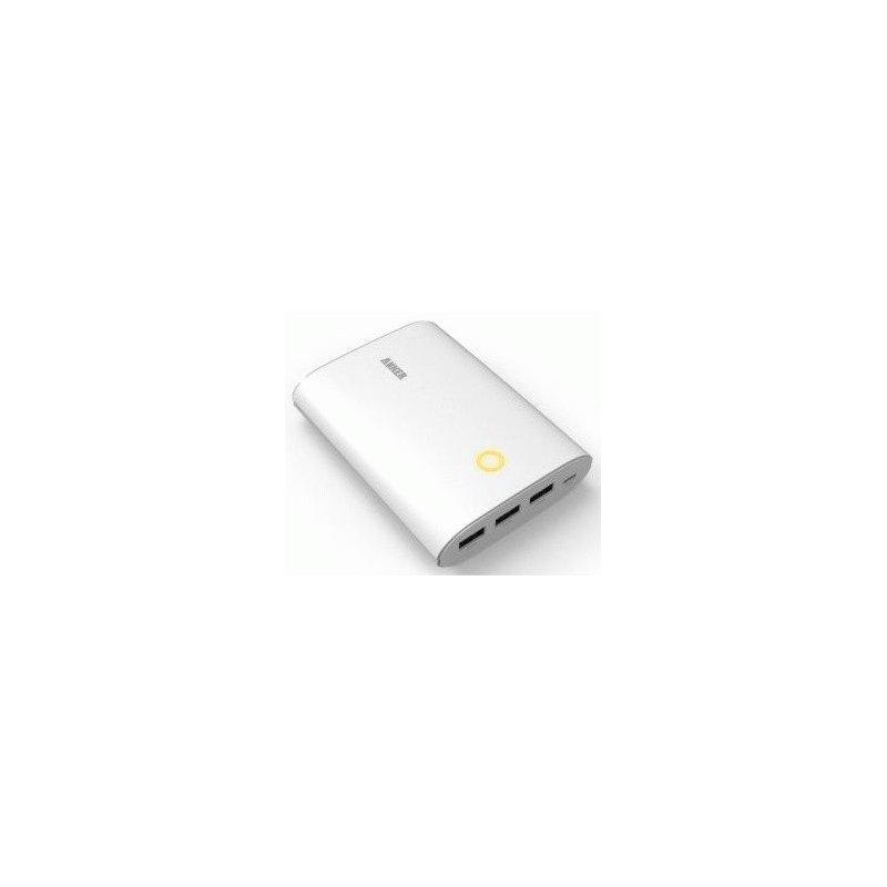 Внешний аккумулятор Anker 3nd Gen Astro 12000mAh Portable Charger White