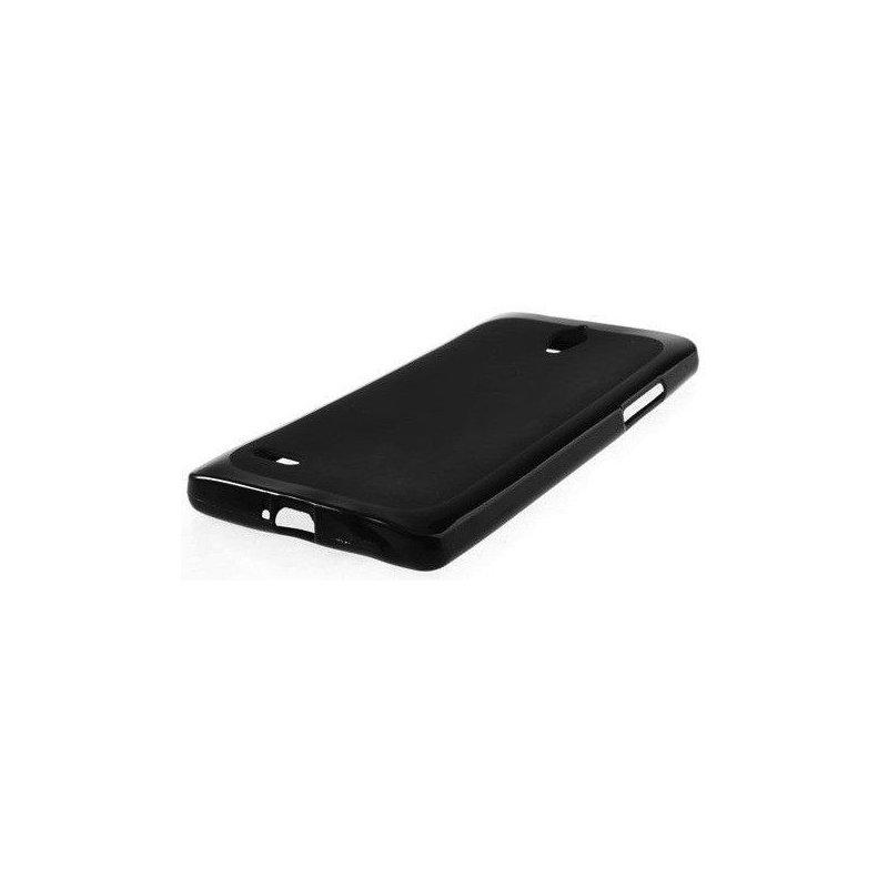 Накладка TPU Duotone для Huawei G700-U10 Dual Sim Black