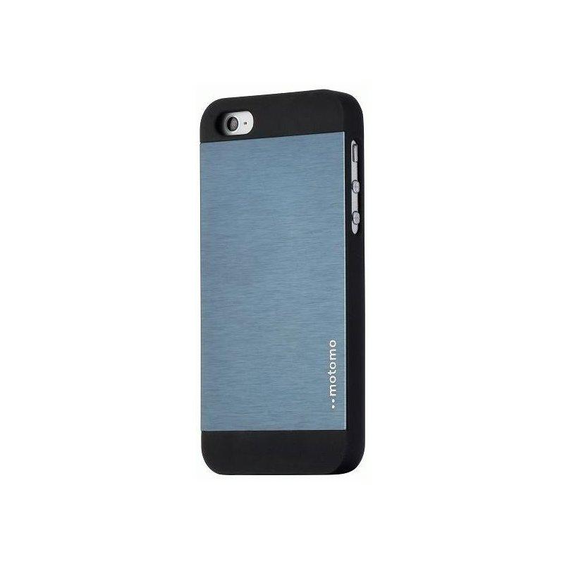 Motomo INO Metal для iPhone 5/5s Blue