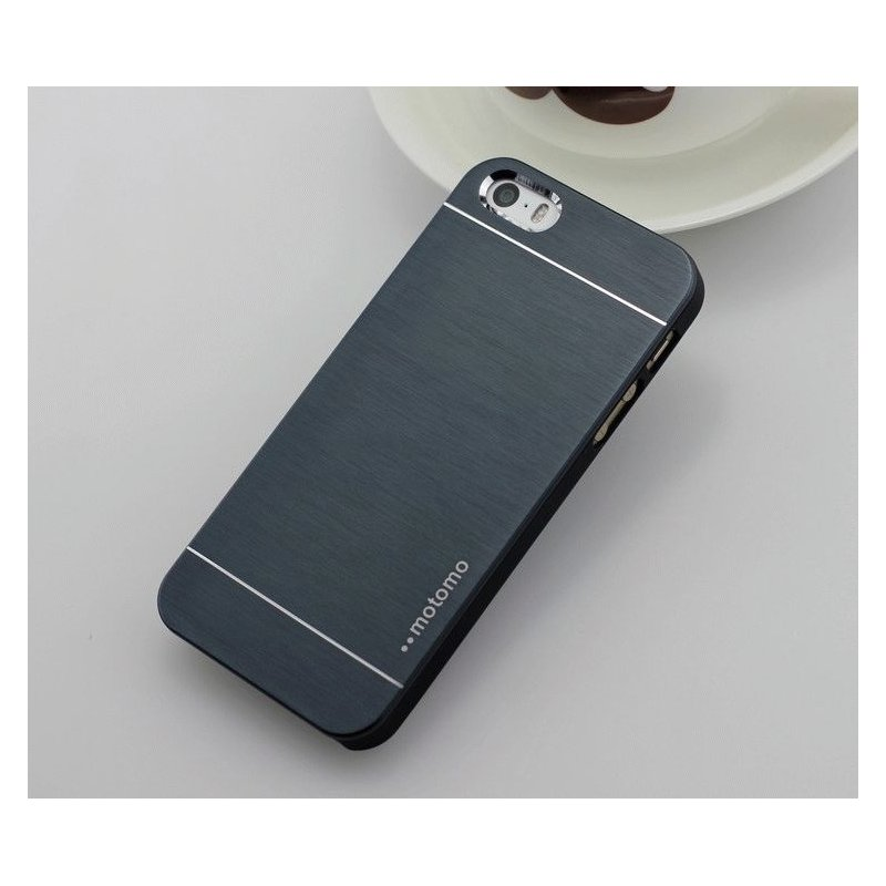 Motomo INO Metal для iPhone 5/5s Black