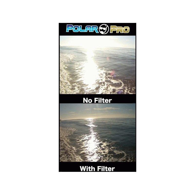 Slim Frame Polarizer Glass filter (C1019)