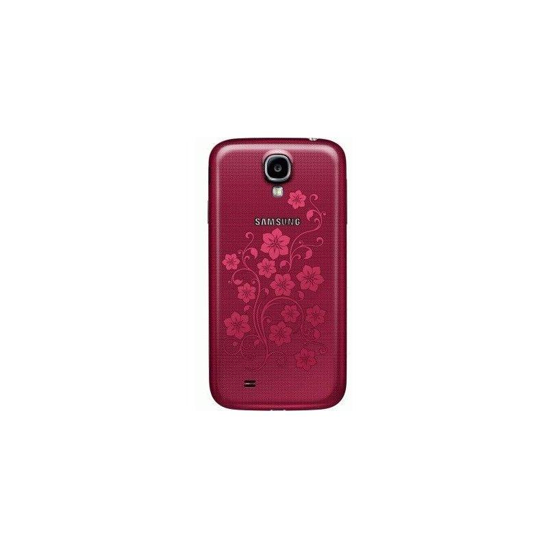Samsung Galaxy S4 i9500 Red La Fleur