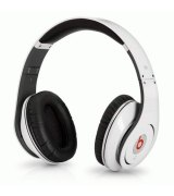 Beats by Dr. Dre Studio Over Ear Headphone White (BTS-900-00023-03)
