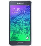 Samsung G850F Galaxy Alpha Charcoal Black