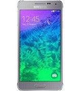 Samsung G850F Galaxy Alpha Sleek Silver