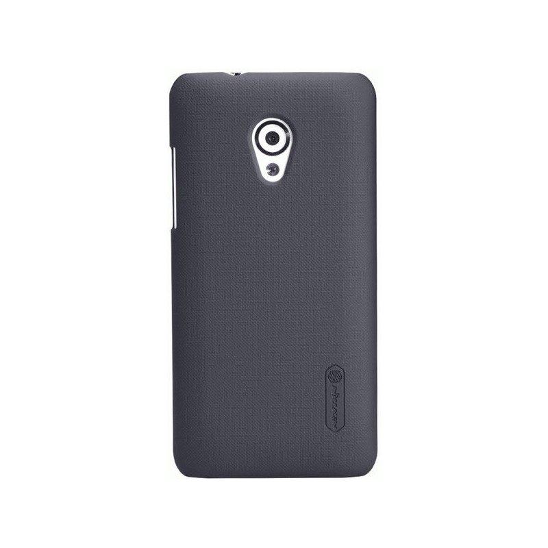Пластиковая накладка Nillkin Super Frosted Shield для HTC Desire 700 Brown