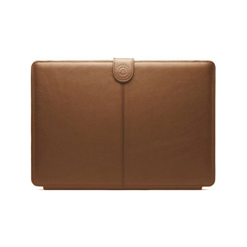 "Чехол Teemmeet Protection Exclusive Case for для Macbook 13"" Cognac"