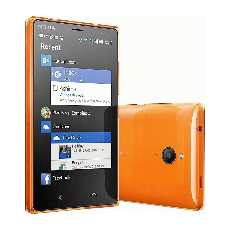 Nokia X2 Dual Sim Orange