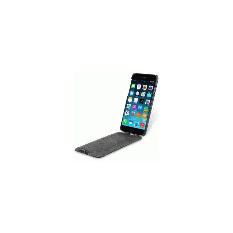 Кожаный чехол Melkco (JT) для IPhone 6 Black