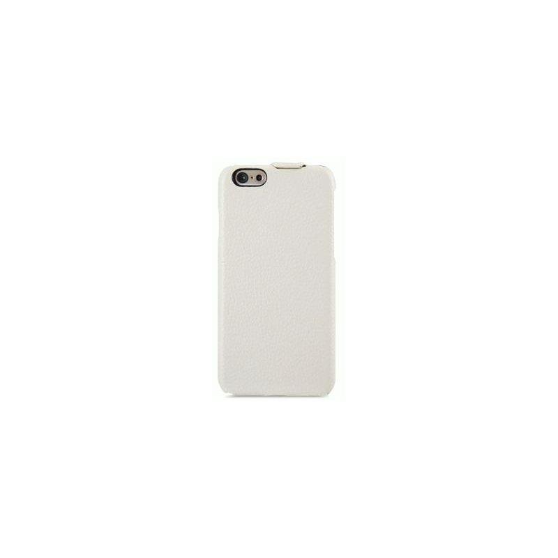 Кожаный чехол Melkco (JT) для IPhone 6 White