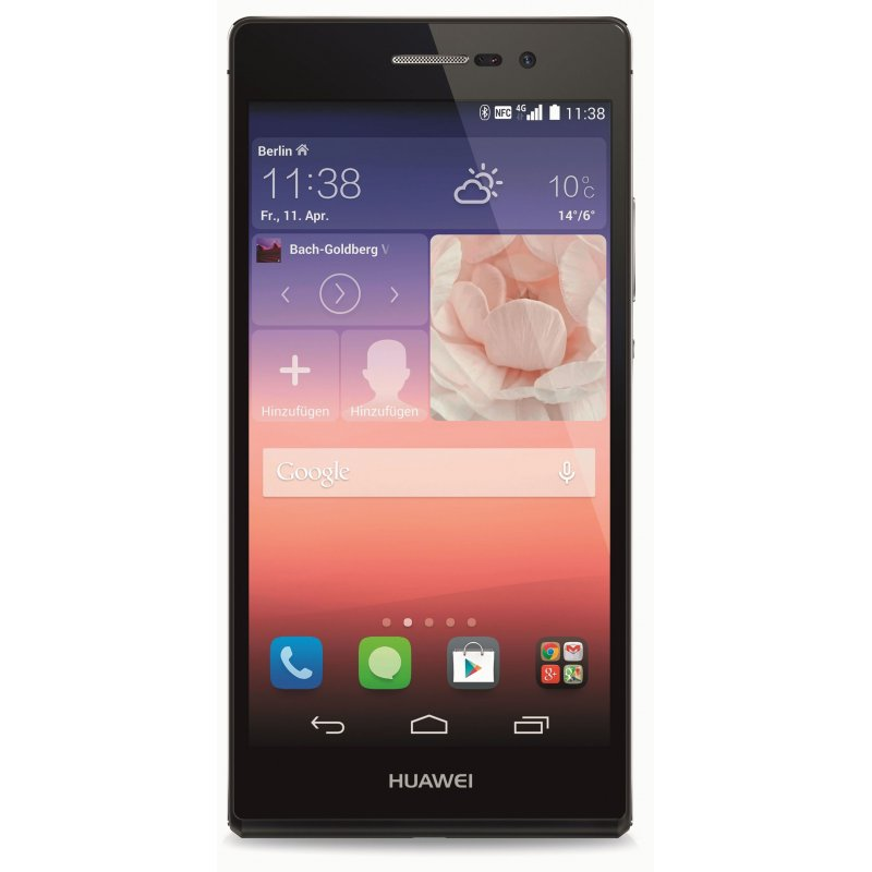 Huawei Ascend P7 GSM+CDMA Black
