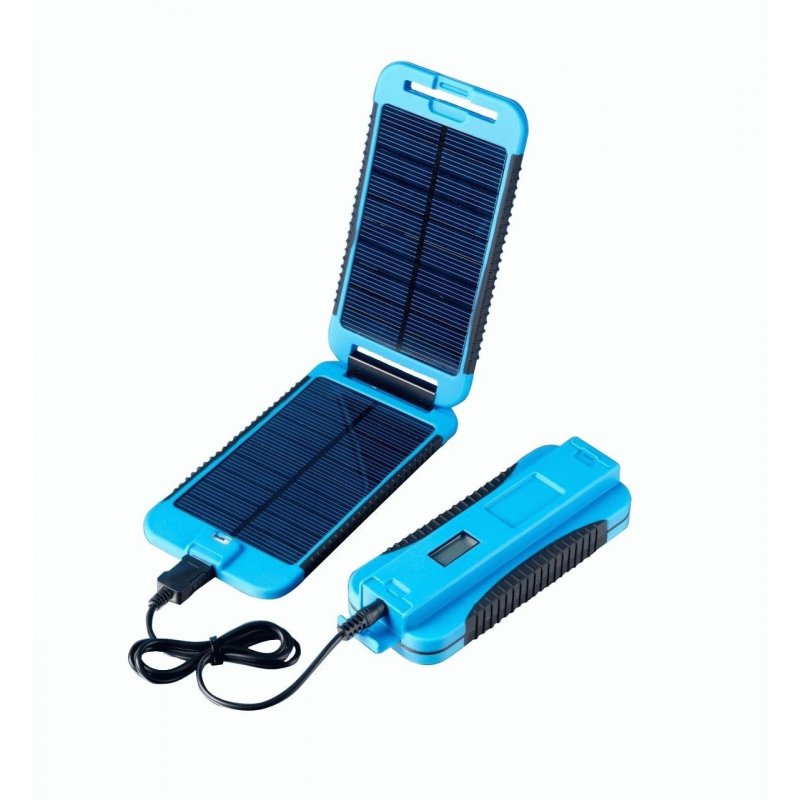 Солнечная батарея Powermonkey Extreme BLUE (PMEXT004)