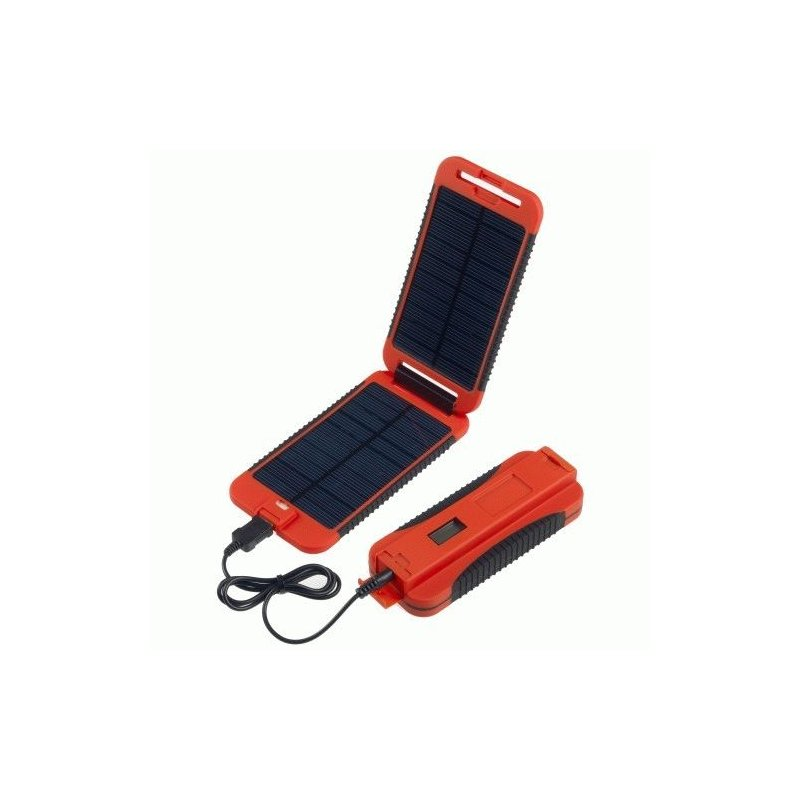 Солнечная батарея Powermonkey Extreme RED (PMEXT009)