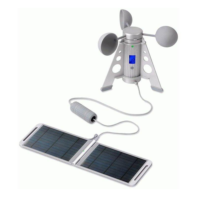 PowerTraveller Powermonkey Expedition Silver (XPD-HCSM002)