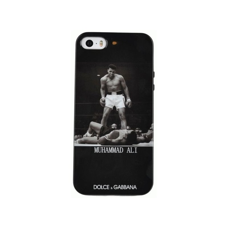 Dolce & Gabbana накладка для iPhone 5/5S Muhhamad Ali
