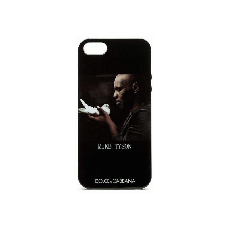 Dolce & Gabbana накладка для iPhone 5/5S Mike Tyson