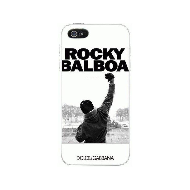 Dolce & Gabbana накладка для iPhone 5/5S Rocky Balboa