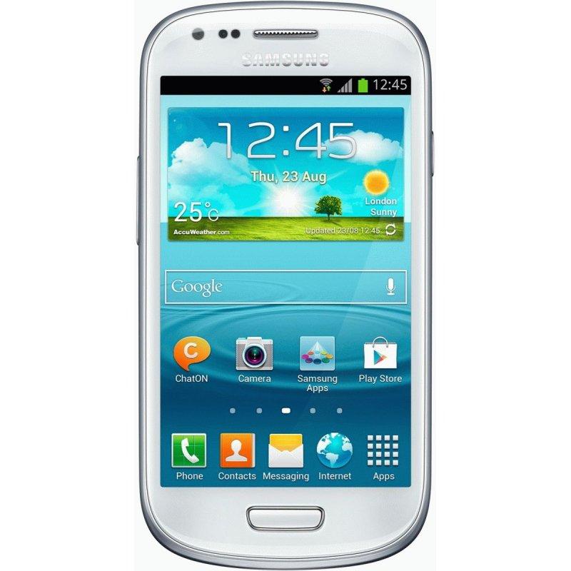 Samsung I8200 Galaxy S3 Mini Neo Ceramic White