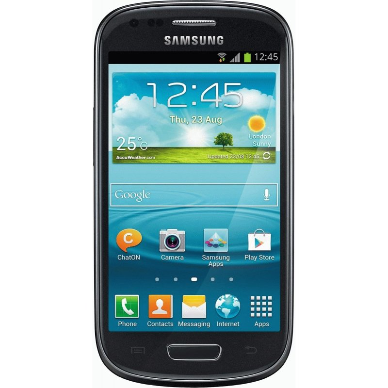 Samsung I8200 Galaxy S3 Mini Neo Onyx Black
