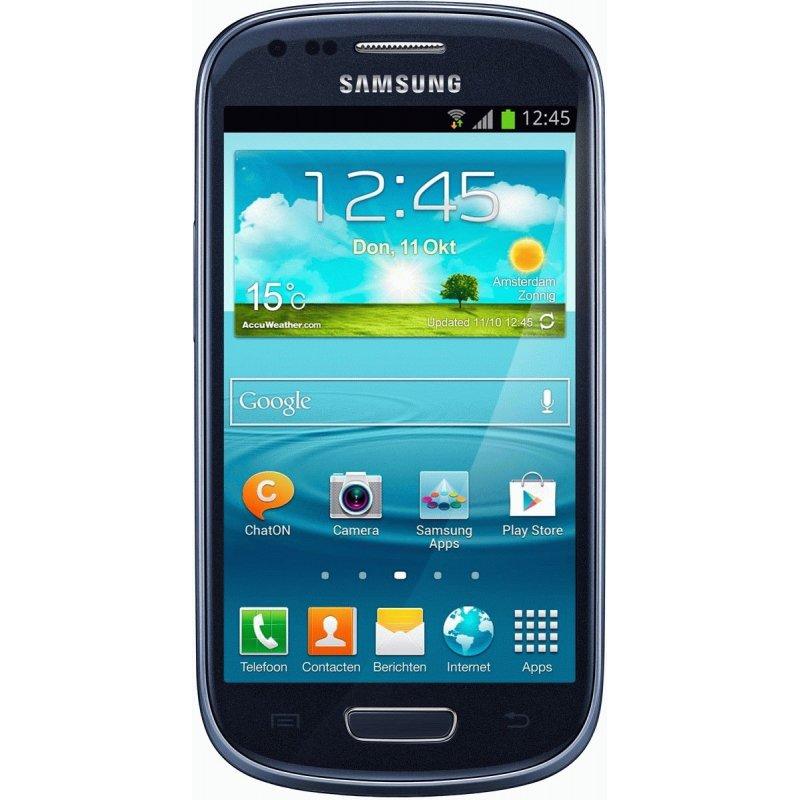 Samsung I8200 Galaxy S3 Mini Neo Metallic Blue