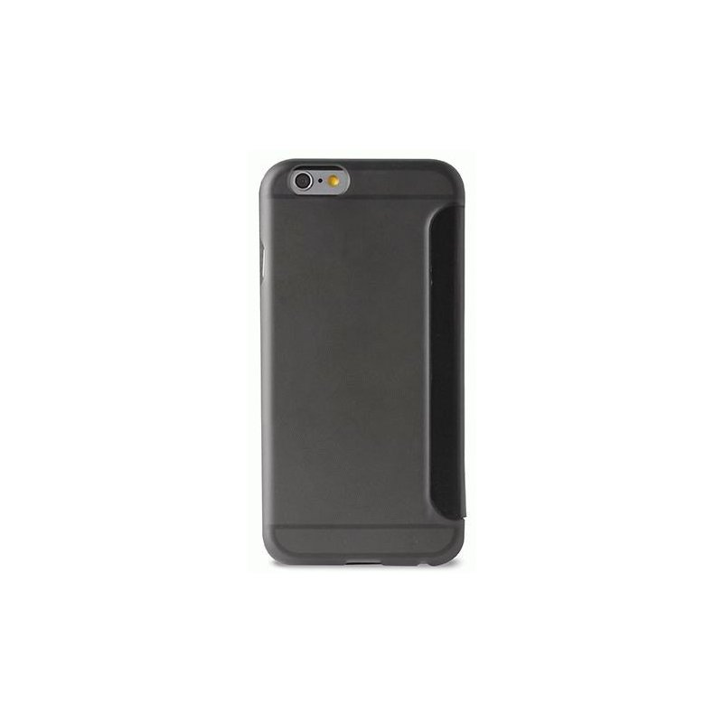 Кожаный чехол-книжка Puro Booklet Crystal Case для Apple iPhone 6 Plus Black IPC655BOOKCCRYBLK