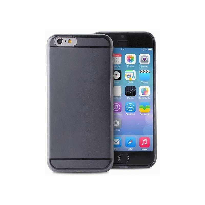 Накладка Puro Plasma для Apple iPhone 6 Black IPC647PLASMABLK