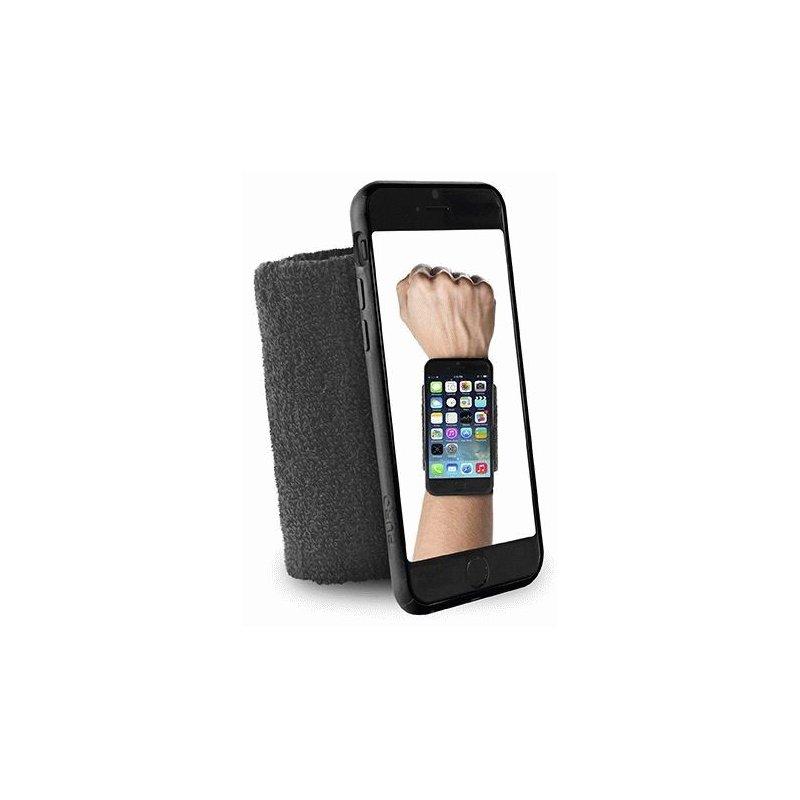 Чехол Puro Running Band Cover для Apple iPhone 6 Black IPC647RUNBLK