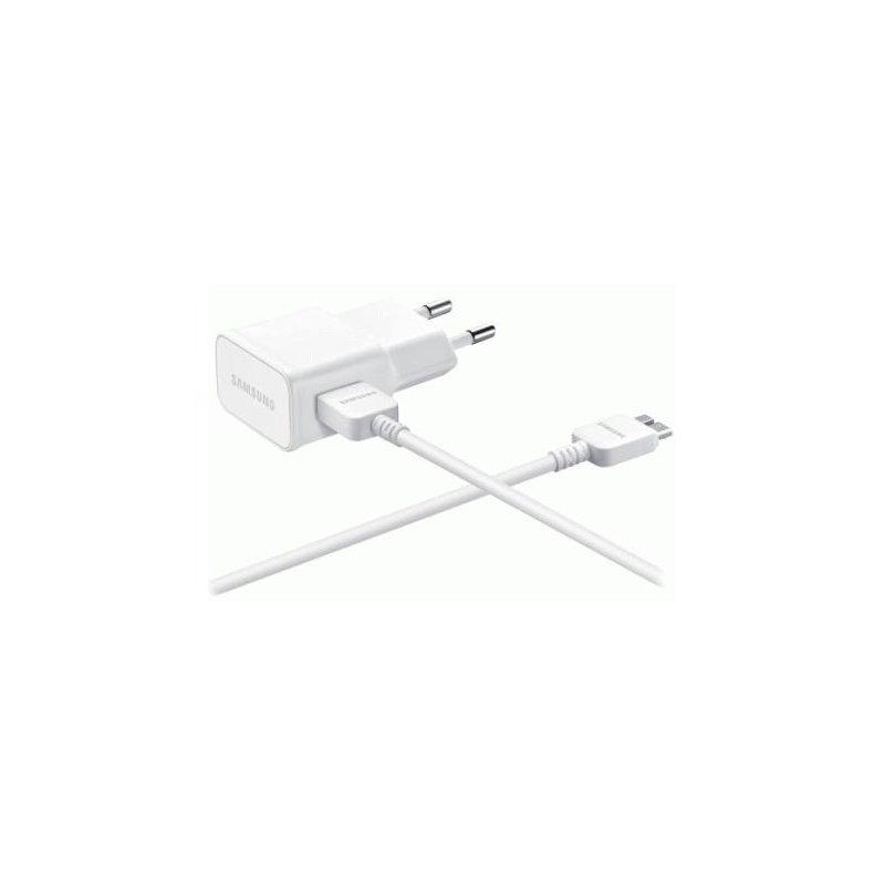 Сетевое зарядное устройство для Samsung G900/N900 White