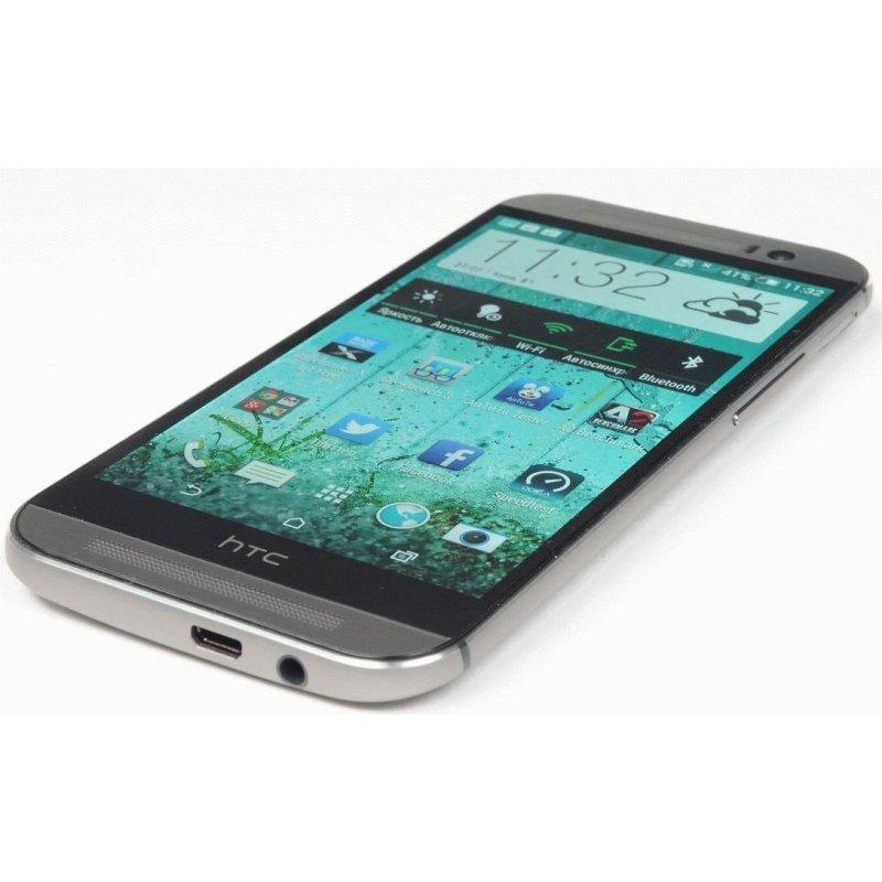 HTC One M8 CDMA+GSM Gray
