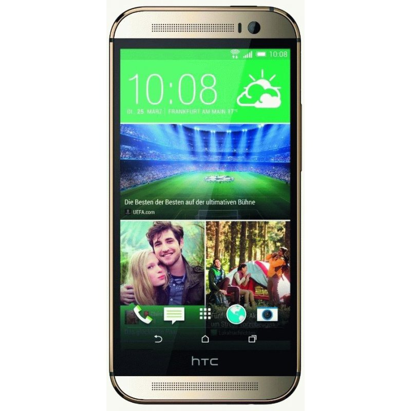 HTC One M8 CDMA+GSM Gold