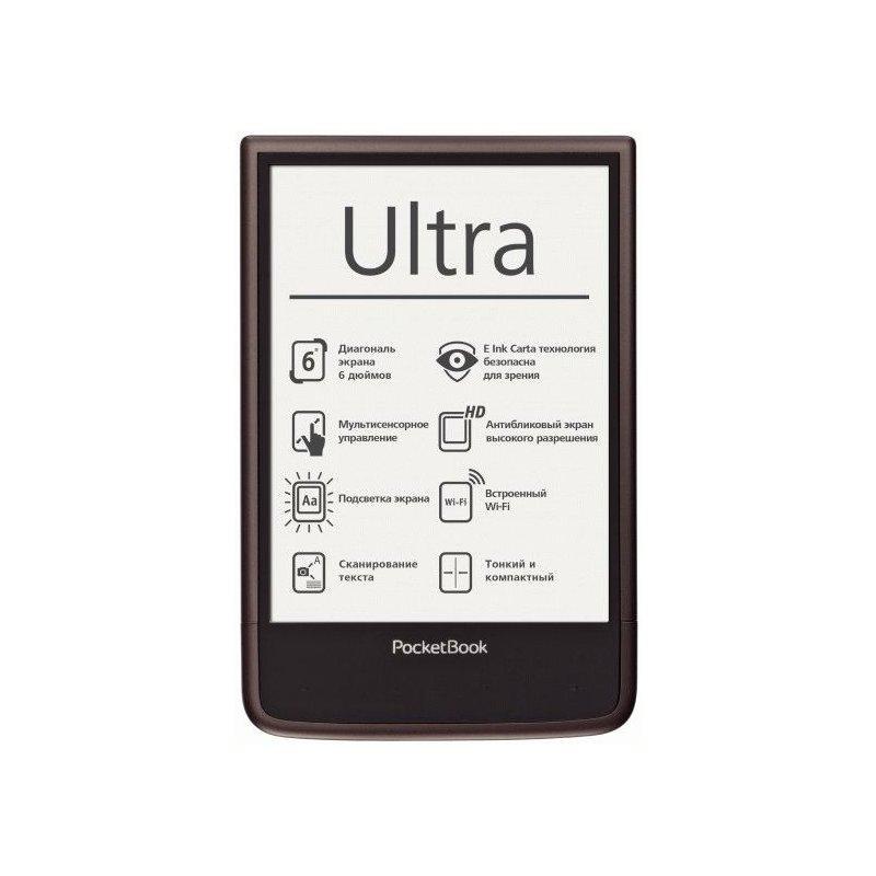 PocketBook Ultra 650 Brown
