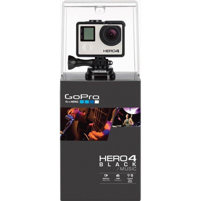 Видеокамера GoPro HERO4 Black Music Edition