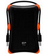 Silicon Power Armor A30 2TB SP020TBPHDA30S3K USB 3.0 Black