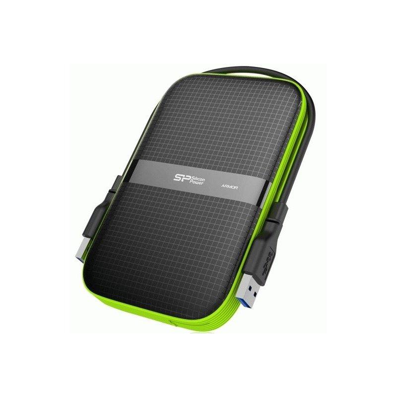 Silicon Power Armor A60 1TB SP010TBPHDA60S3K USB 3.0 Black
