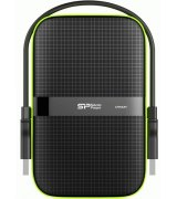Silicon Power Armor A60 500GB SP500GBPHDA60S3K USB 3.0 Black