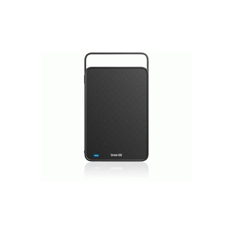 "Silicon Power Stream S06 2TB SP020TBEHDS06C3K 3.5"" USB 3.0 Black"