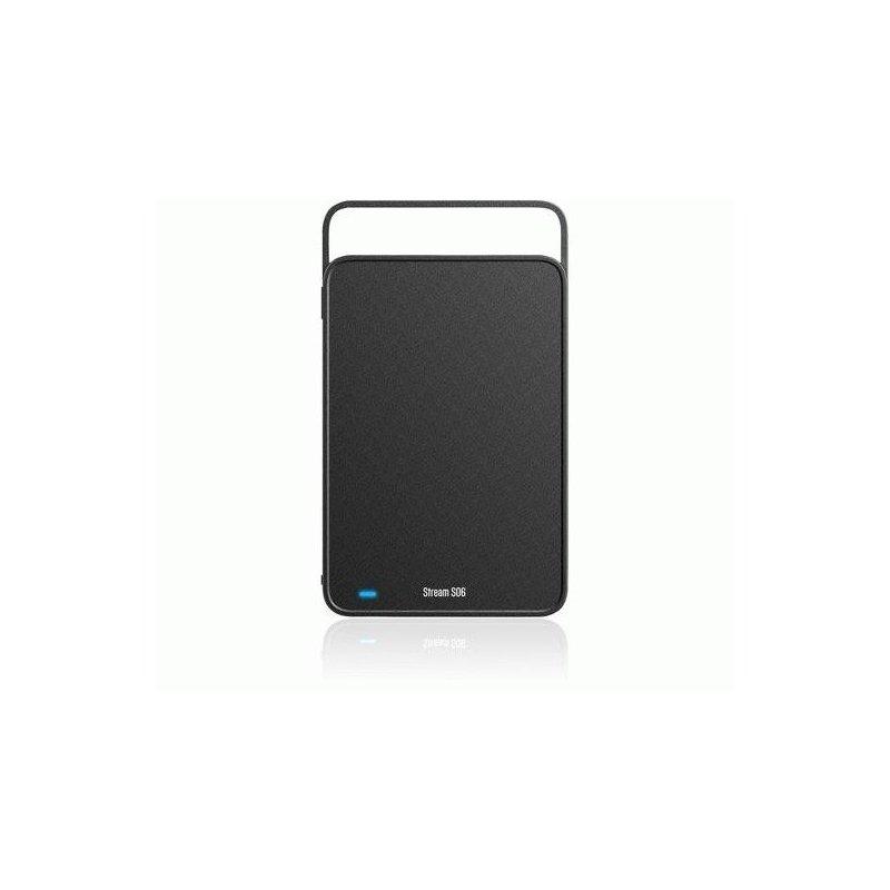 "Silicon Power Stream S06 4TB SP040TBEHDS06C3K 3.5"" USB 3.0 Black"